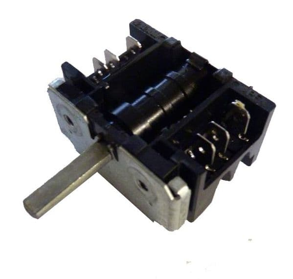 Selector Switch Spare for Hotpoint Indesit Creda Cannon Main Oven Cooker GENUINE PART